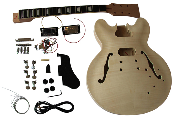 Help with your GD230 Guitar DIY Kit