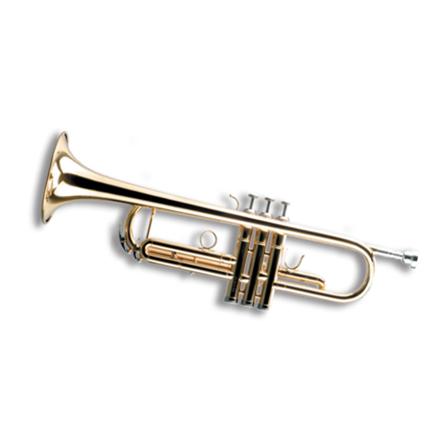 trumpet, saxophone