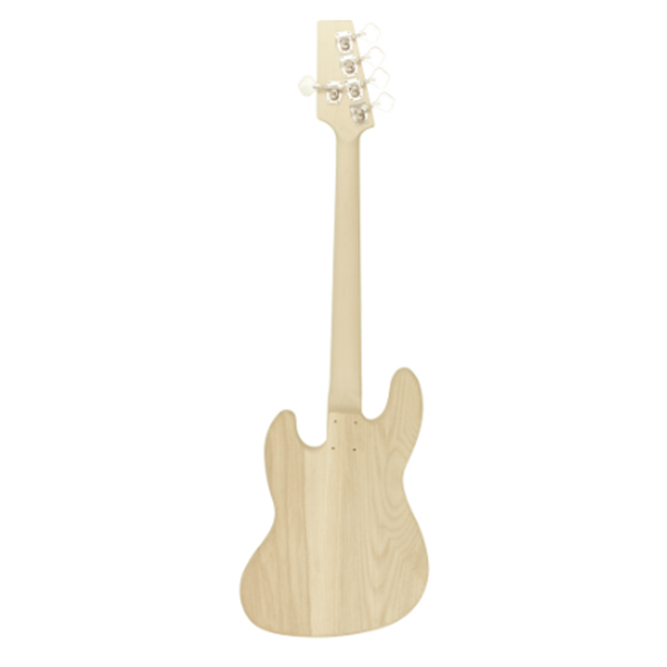 electric bass guitar diy kit 1wm5 djazz bass djb 5 string. Black Bedroom Furniture Sets. Home Design Ideas