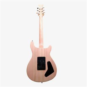 Electric Guitar DIY Kit Mahogany arch top body Electric Guitar DIY Kit GDPR88L LEFT HANDED for Student & Luthier Projects