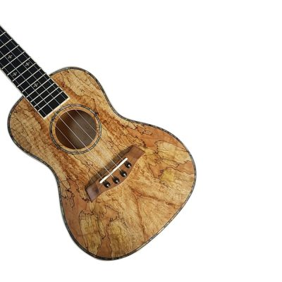 "Coban Concert 24"" Spalted Maple Ukulele CGSU-084"