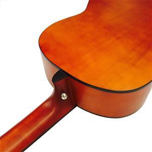 Coban Electro Acoustic Classical in Semi Matt Natural