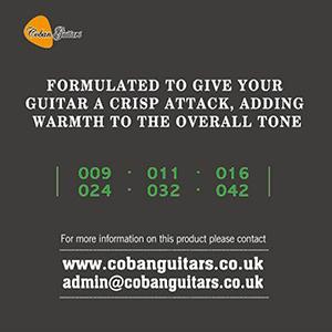 Coban Guitars MCG4 Electric Strings x 5 Packets